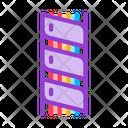 Optical Fiber Insulation Icon