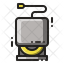 Optical Disk Drive Icon