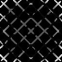 Optical Fiber Icon