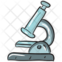 Optical Microscope Icon