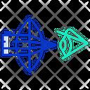 Optics Physics Icon