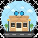 Optics Shop Icon