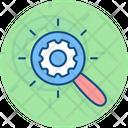 Functionality Optimization Progress Icon