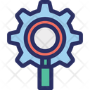 Engine Optimization Process Icon