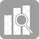 Optimization Search Analysis Icon