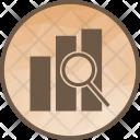 Optimization Search Analysis Icon