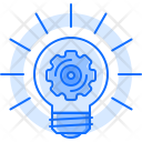 Optimization Cogwheel Setting Icon