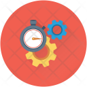 Optimization Cogs Gears Icon