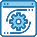 Process Optimization Website Icon