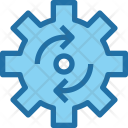 Exchange Process Optimization Icon