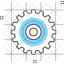 Gear Cogwheel Cog Icon