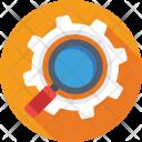 Optimization Wrench Seo Icon