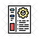 Optimization Accounting Icon