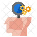 Optimization Brain Icon
