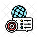 Optimization Supply Chains Icon