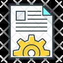 Optimization Document Configuration File Management File Icon