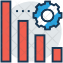 Graph Cog Analysis Icon