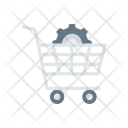 Optimize shopping Icon
