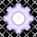 Gear Wheel Option Icon