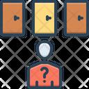 Option Rational Choice Choice Icon