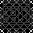 Option Concept Seo Icon