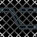Option Symbol Button Icon