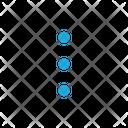 Dots More Menu Icon