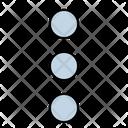 Options Menu List Icon
