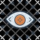 Optometry Optician Eye Icon