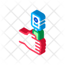 Medical Tool Research Icon