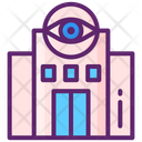 Optometry Clinic Icon