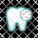 Oral Bacteria Icon