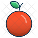 Citrus Fresh Juicy Icon