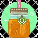 Orange Smoothie Drink Icon