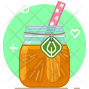 Orange Mandarin Smoothie Icon