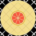 Orange Fruit Icon