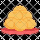 Orange Fruit Organic Icon