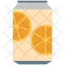 Orange Juice Lemon Icon