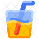 Orange Juice Drink Juice Icon