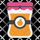 Orange Jam Marmalade Icon