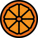 Orange slice Icon
