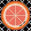 Fruit Simple Fresh Icon
