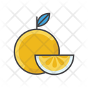 Orangefruit Icon