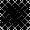 Orbit Sattelite Space Icon