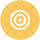 Orbit Solar System Icon