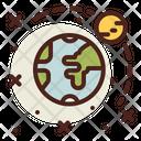 Orbit Space Planet Icon