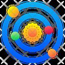 Orbit Universe Orbits Icon