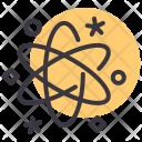 Orbit Atom Planet Icon
