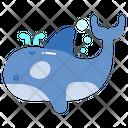 Orca Mammal Animal Icon