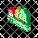 Orchard Village Farming Icon